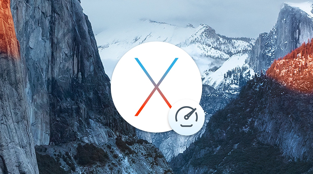 El Capitan Slow: 5 tips on How to Speed Up OS X 10 11