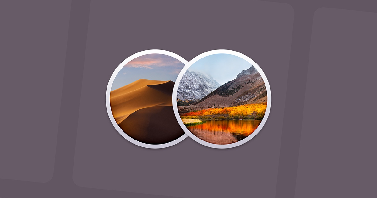 How to dual boot High Sierra and Mojave