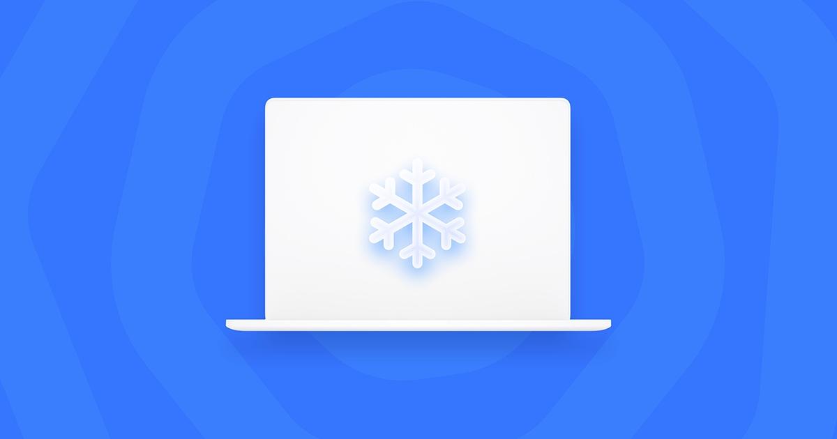 Mac Frozen: How to Unfreeze a Mac & Fix Frozen Mac Apps
