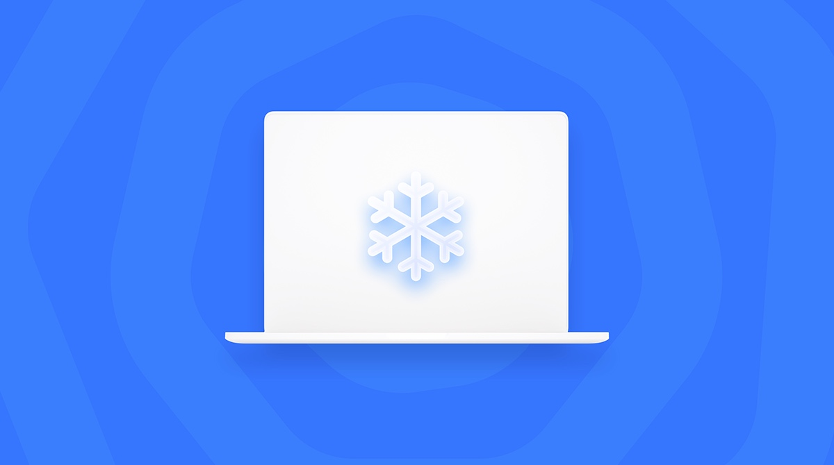 Mac Frozen: How to Unfreeze a Mac & Fix Frozen Mac Apps