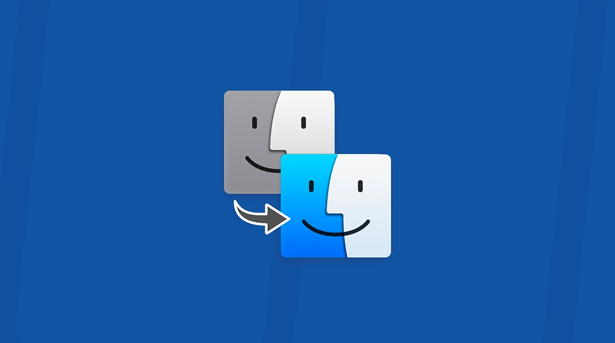 How to Transfer all Files from one Mac to another using