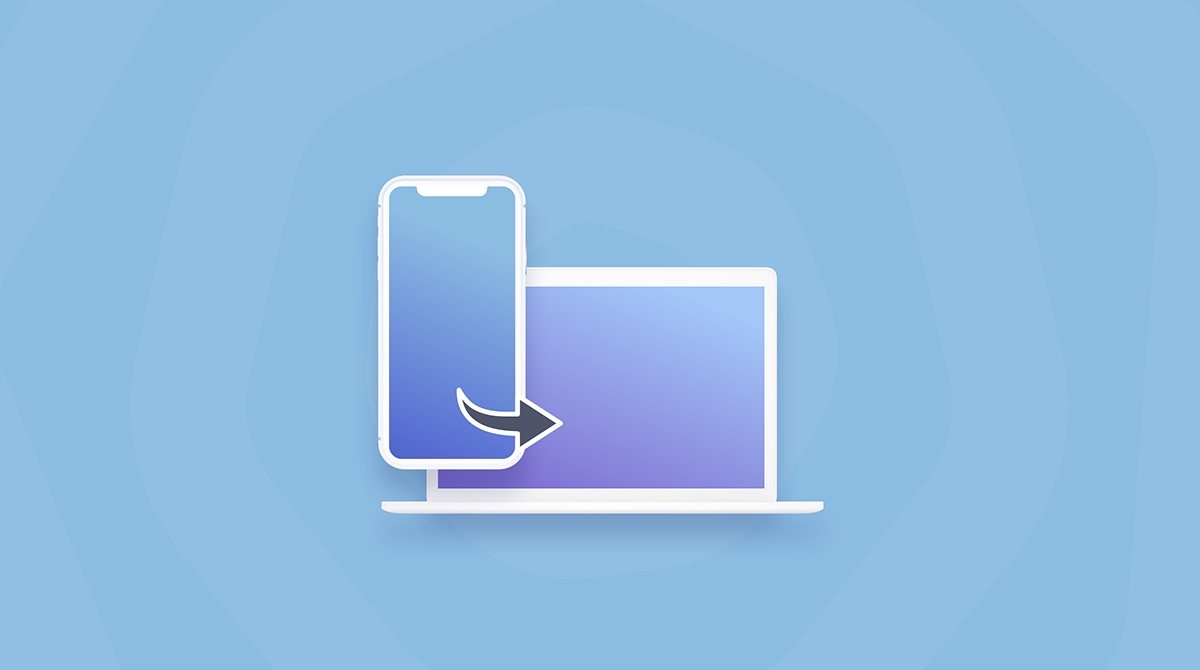 How to transfer photos from an iPhone to a Mac