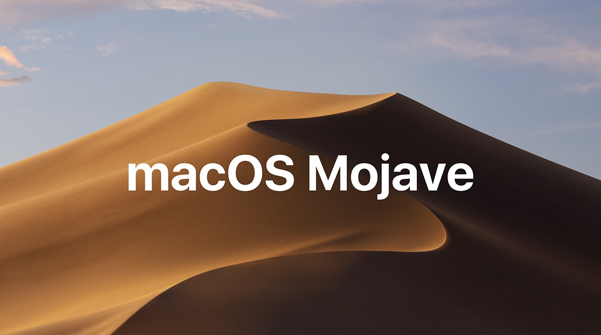 How to Upgrade to macOS Mojave