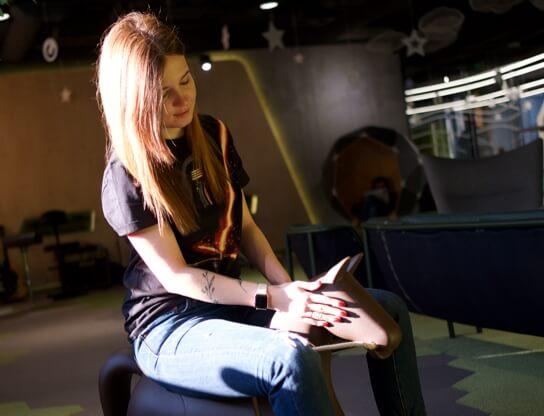 Yulia Moshina
