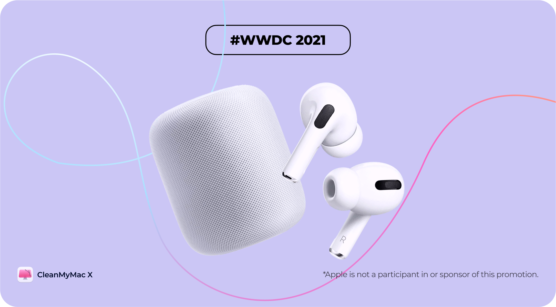 Win HomePod, AirPods Pro and other gifts