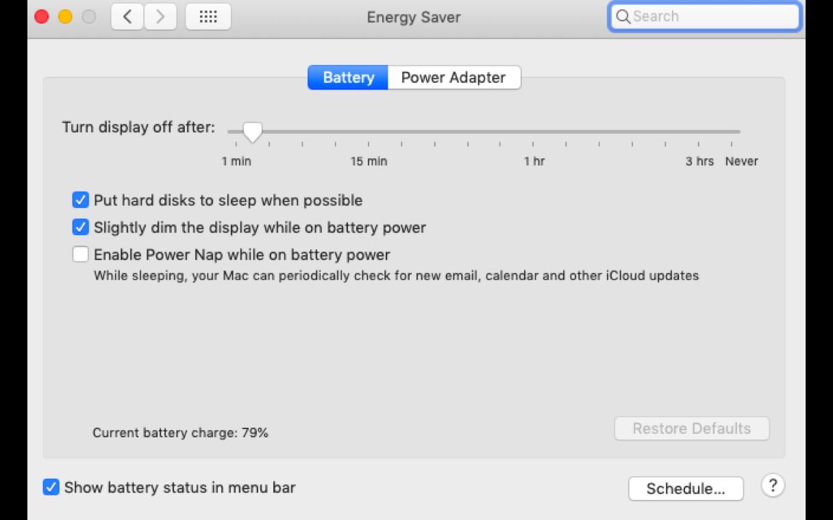 Cách xác thực pin Mac 2
