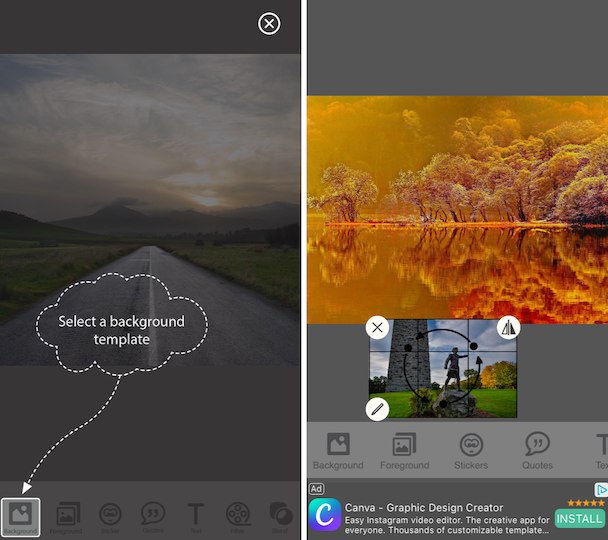 The Best Background Photo Editor Apps For Iphone