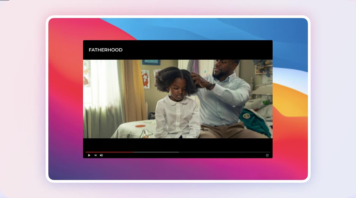 What to Watch on Netflix - Fatherhood
