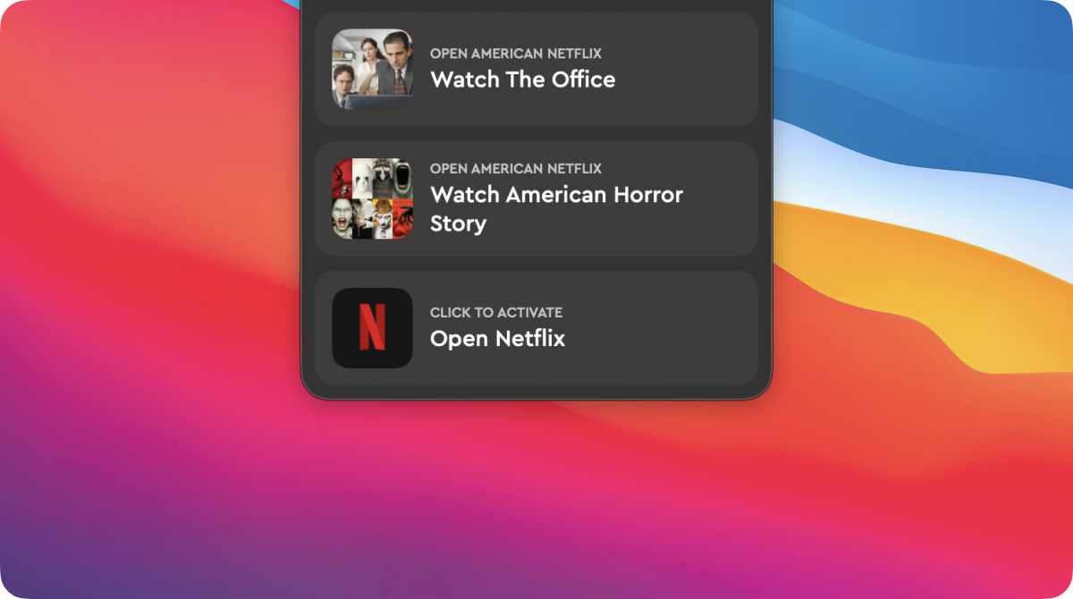 how to watch US Netflix with ClearVPN]