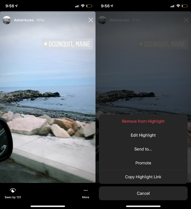 How to add covers to Story Highlights on Instagram