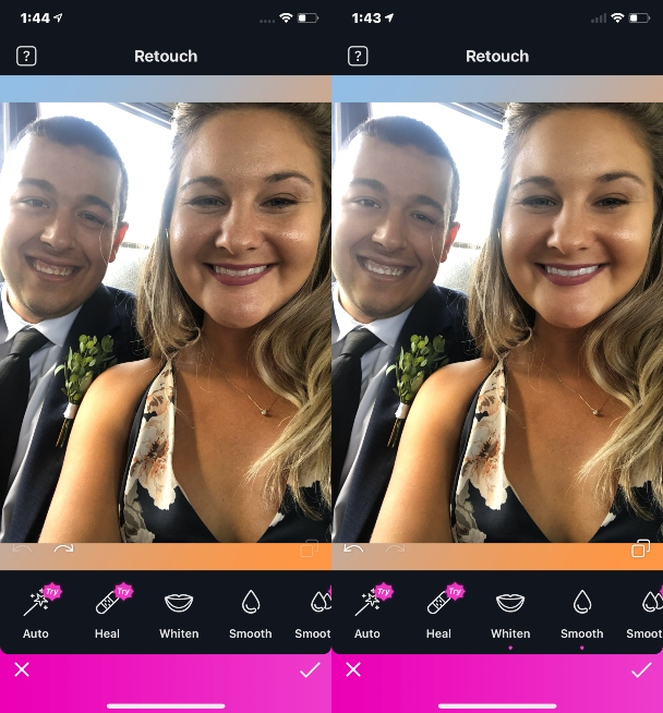 How to use FaceTune, the most popular retouch app for selfies