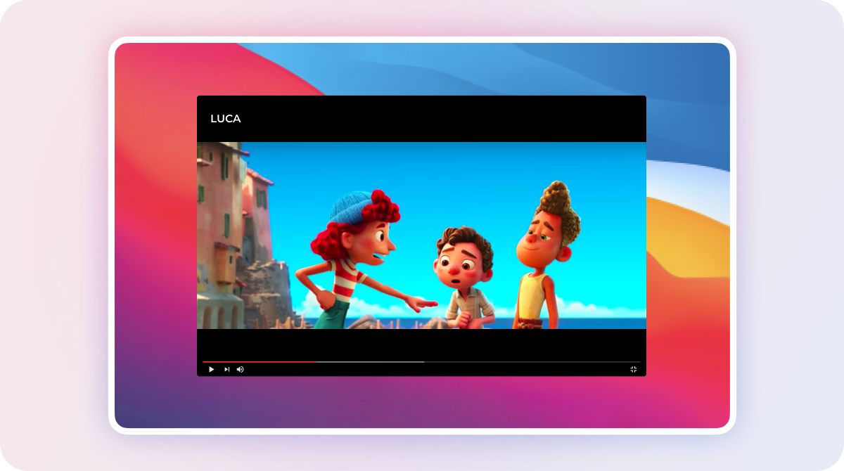 What to Watch on Disney+ - Luca