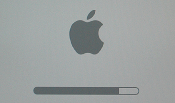 Mac loading screen
