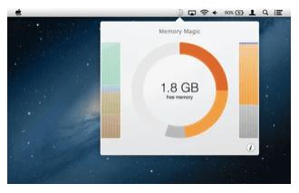 Memory Magic app