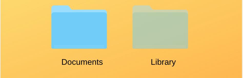 Mac private files