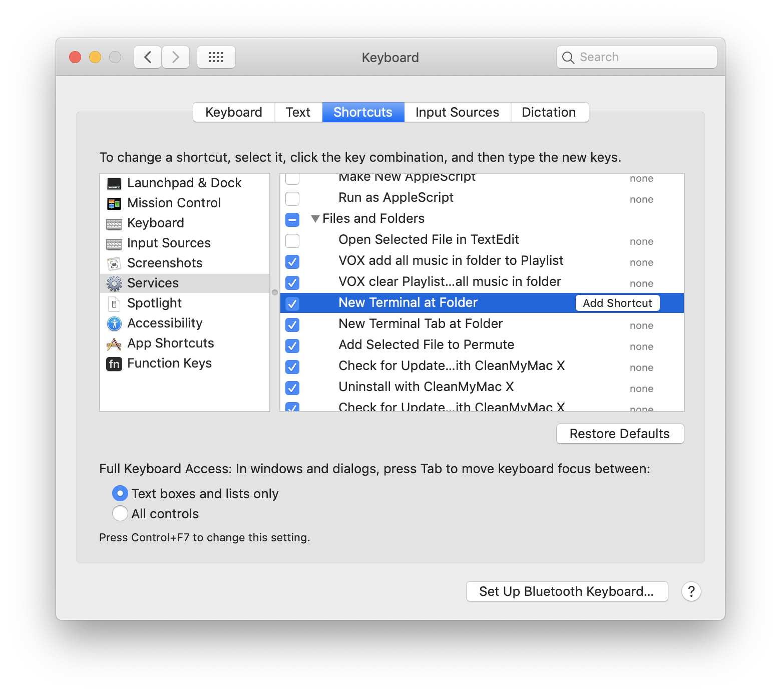 Secure trash files on Mac