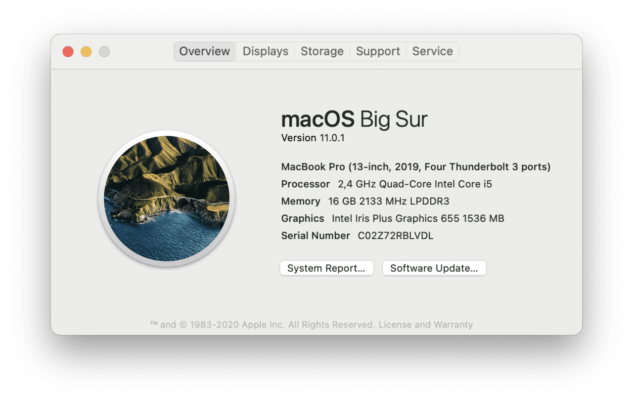 Update your Mac