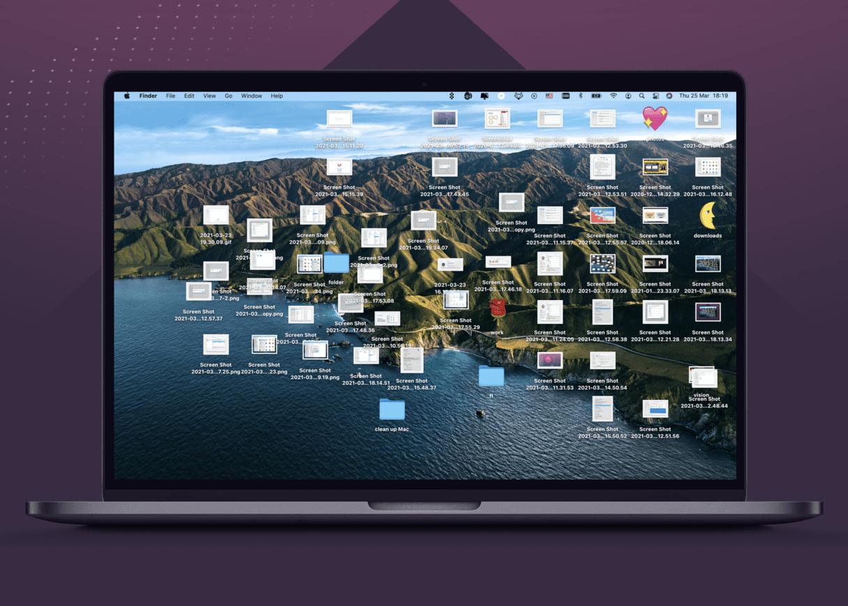 Tidy up your Desktop