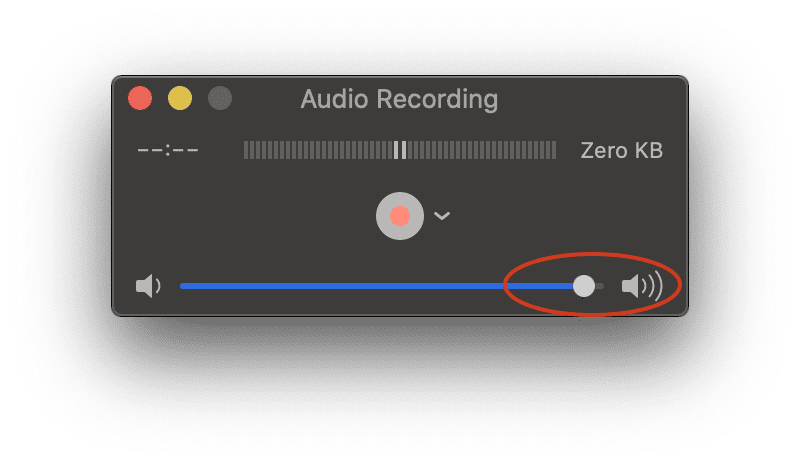 How to test microphone on Mac