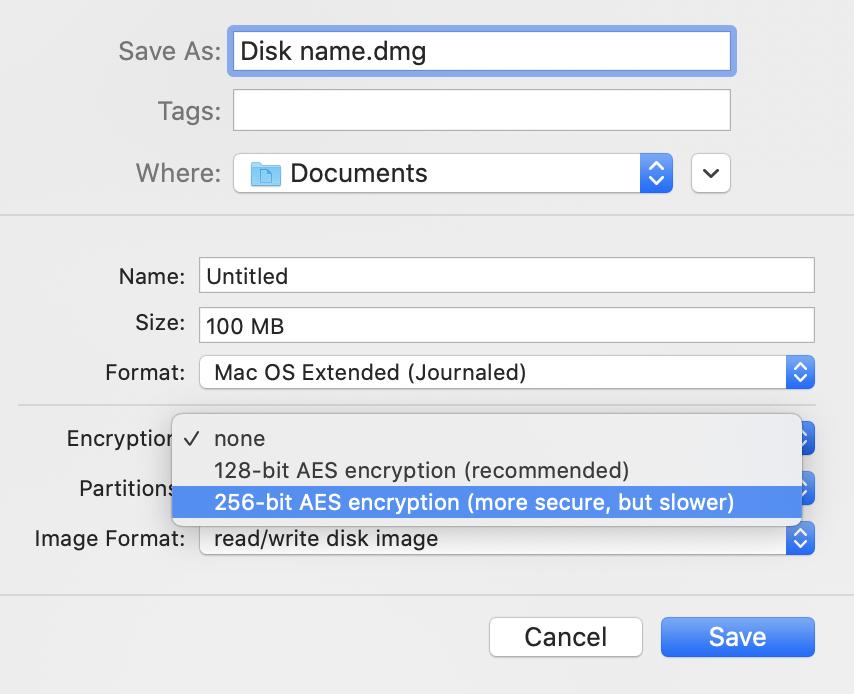 Safe erase multiple files on Mac