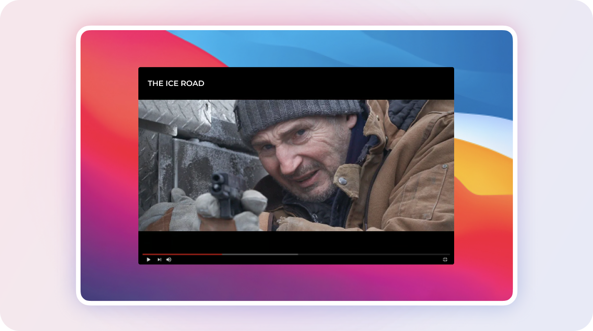 What to Watch on Netflix - The Ice Road