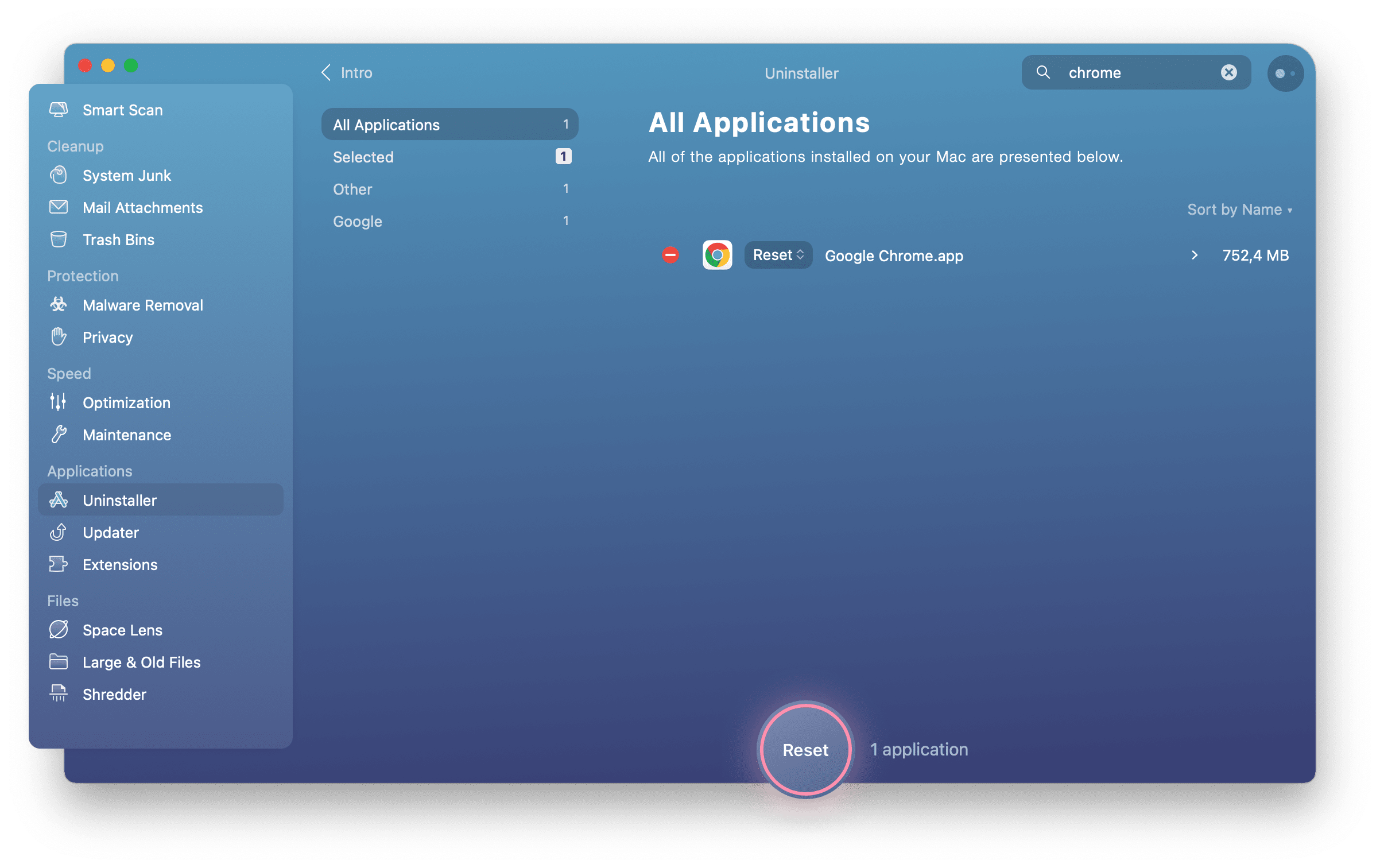 try using CleanMyMac X to reset Firefox or Chrome