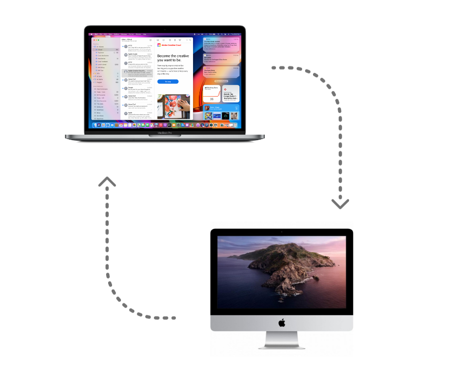 How to set up remote access on Mac