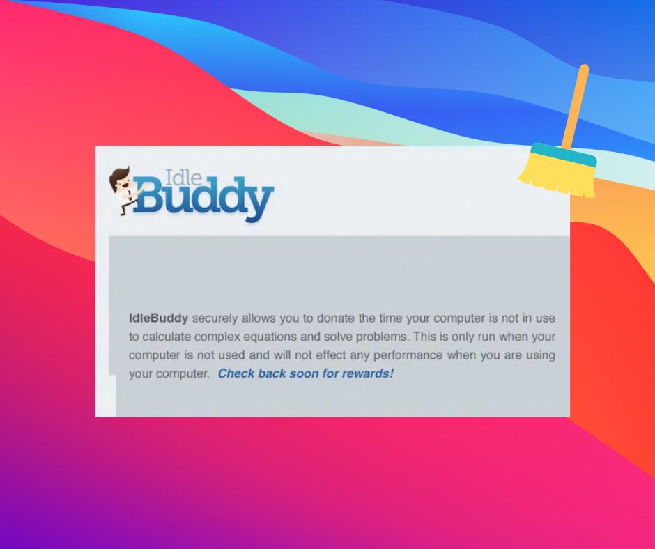 Uninstall Idle Buddy from Mac