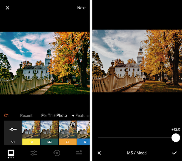 VSCO, the most popular Instagram photo editor with filters