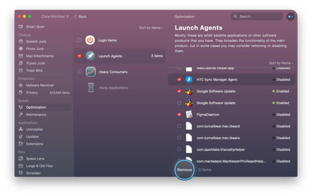 Disable Launch Agents — Setting up your Mac