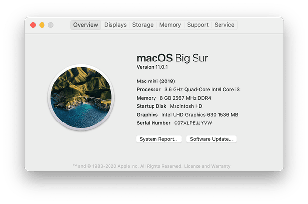 How to check for updates on Mac