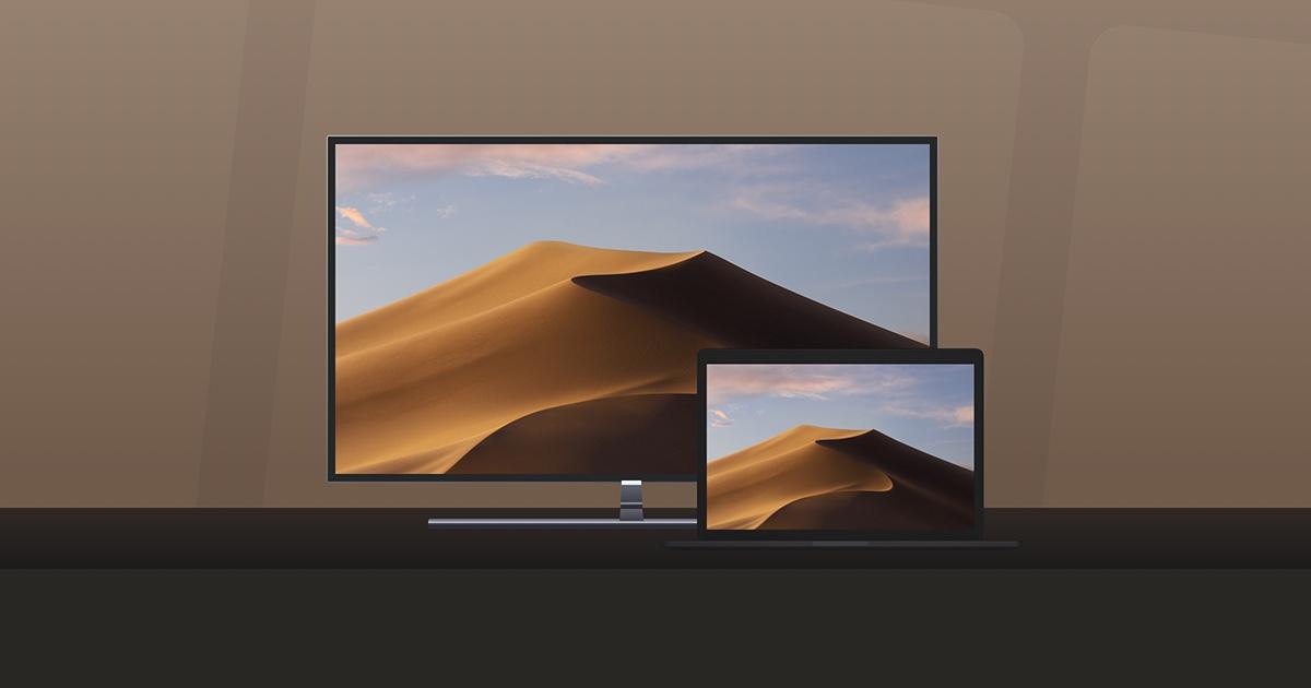 Cách kết nối máy Mac của bạn với TV 1