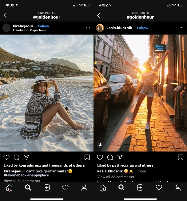 How to take good Instagram photos: Shoot in the right light