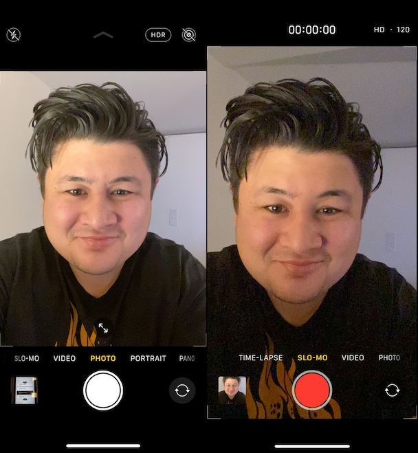 iPhone 11 review: The camera comes with slow motion selfies