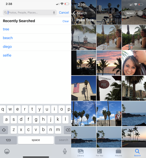 How to delete duplicates in iOS Photos