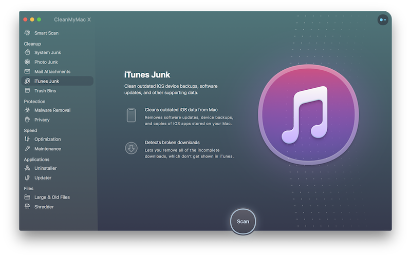 iTunes Junk: How to Use