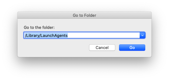 How to remove Launch Agents and Daemons from the Library folder