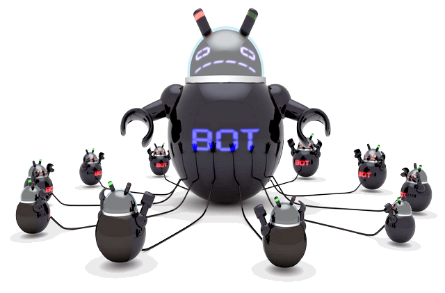 What is a botnet virus