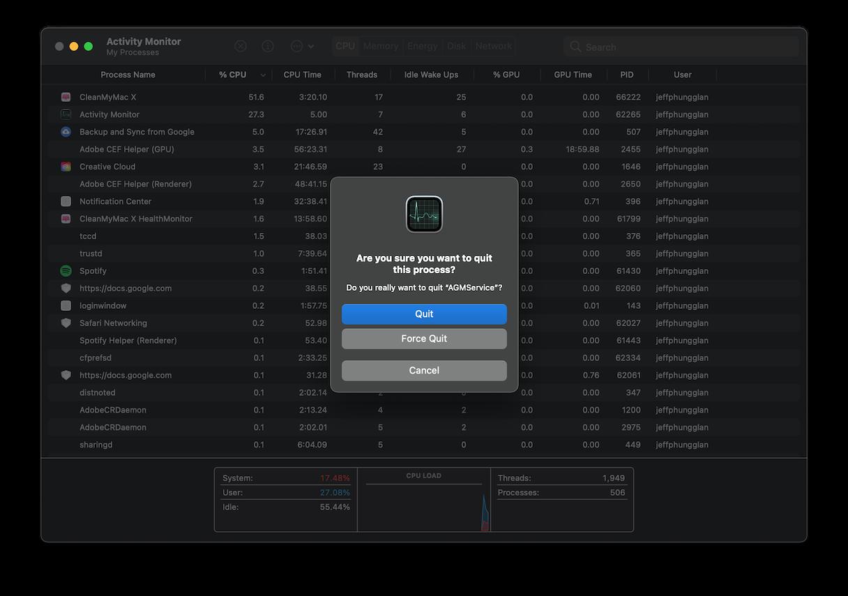 remove Sodinokibi from your Mac