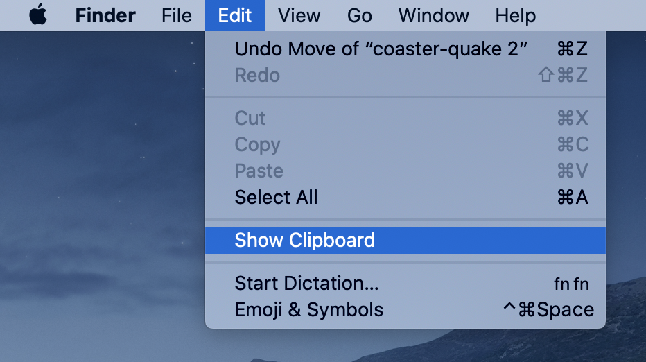 How to view and manage clipboard history on a Mac