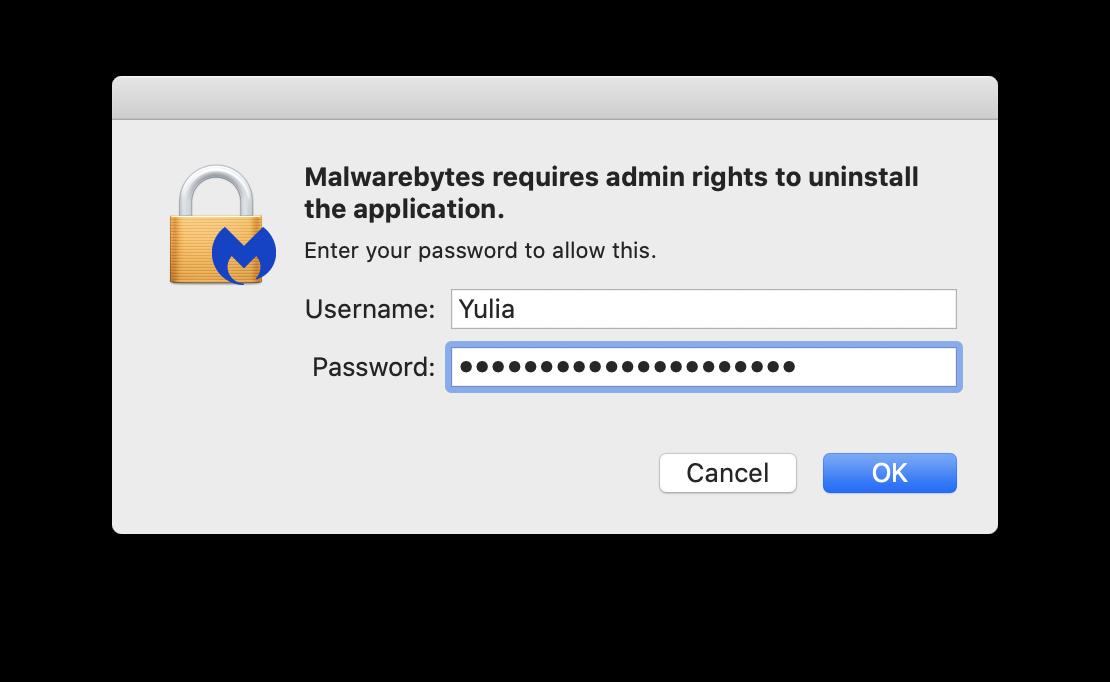 Remove Malwarebytes from Mac