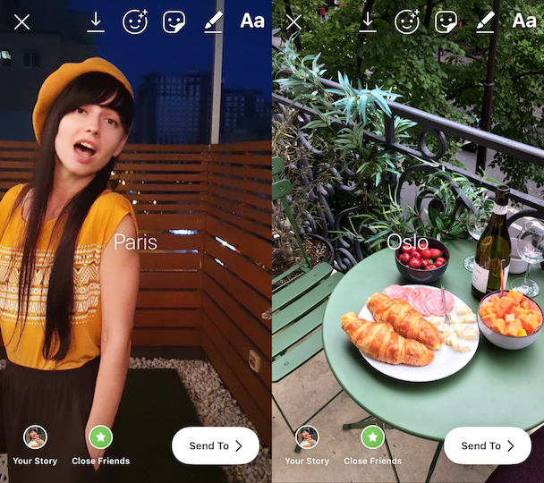 The best Instagram filters for different kinds of photos
