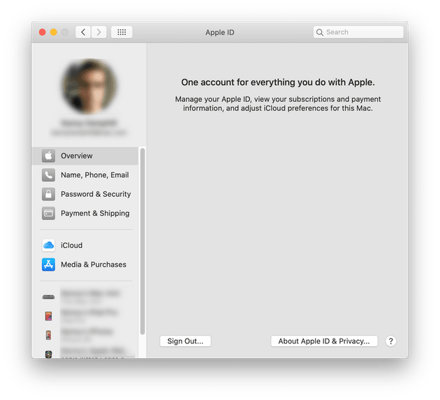 How to fix Apple ID error