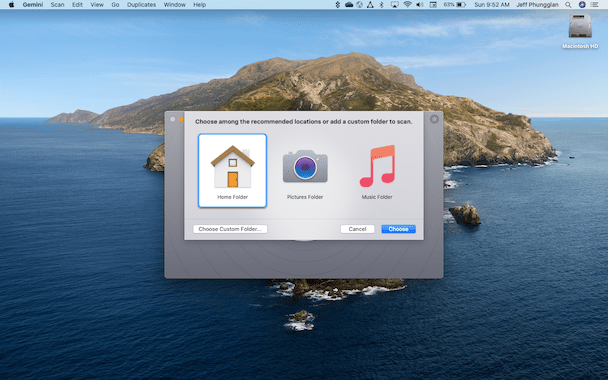 How to find duplicates in iCloud