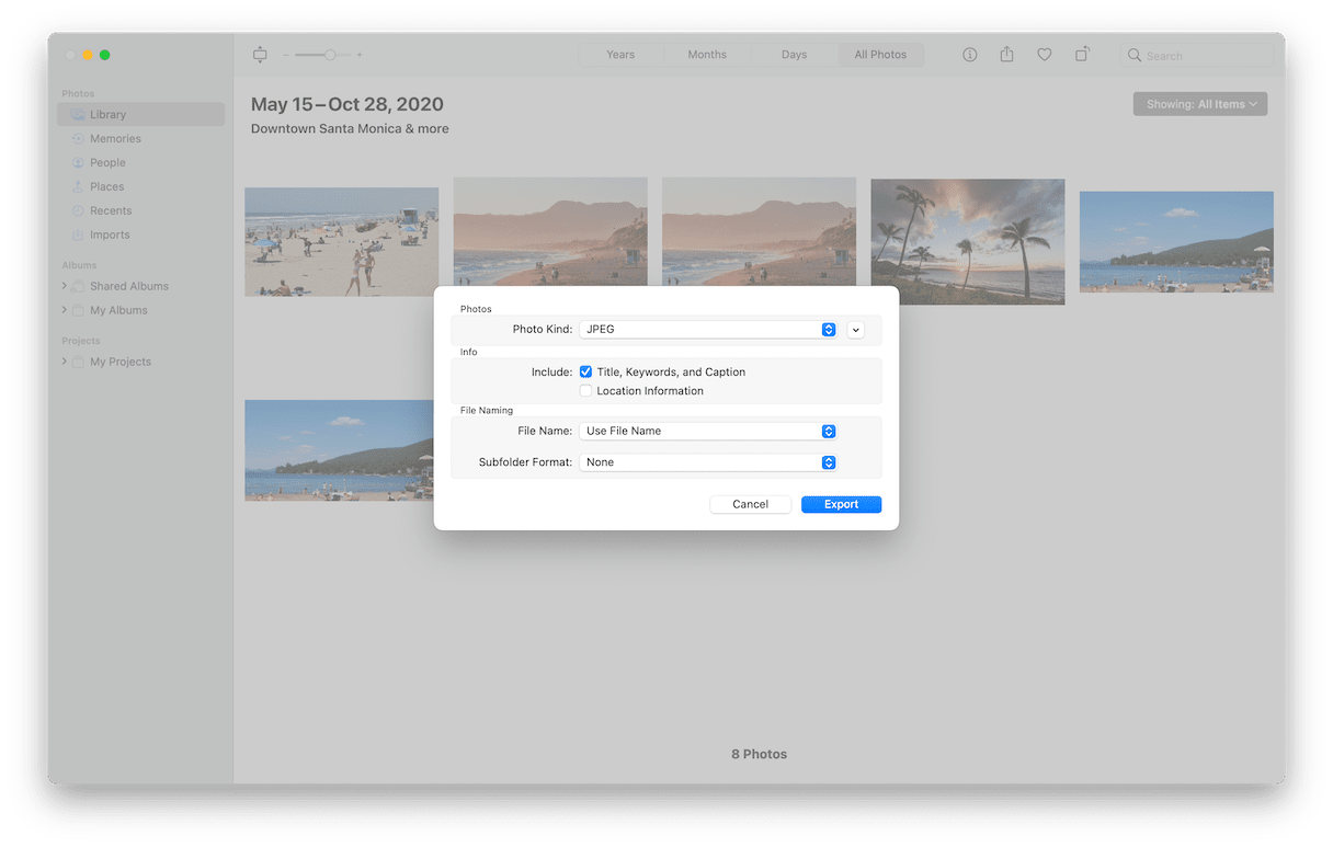 How to manage your photo library
