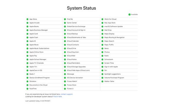 macOS Big Sur download errors