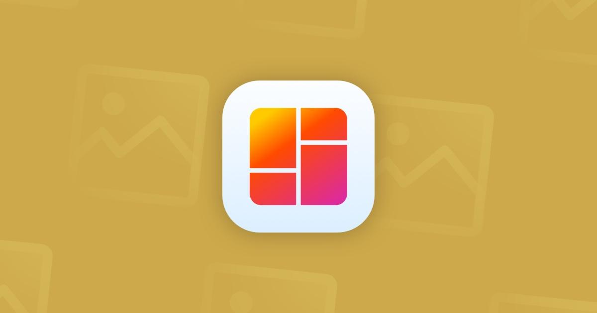 Cách tạo ảnh ghép trên iPhone 1
