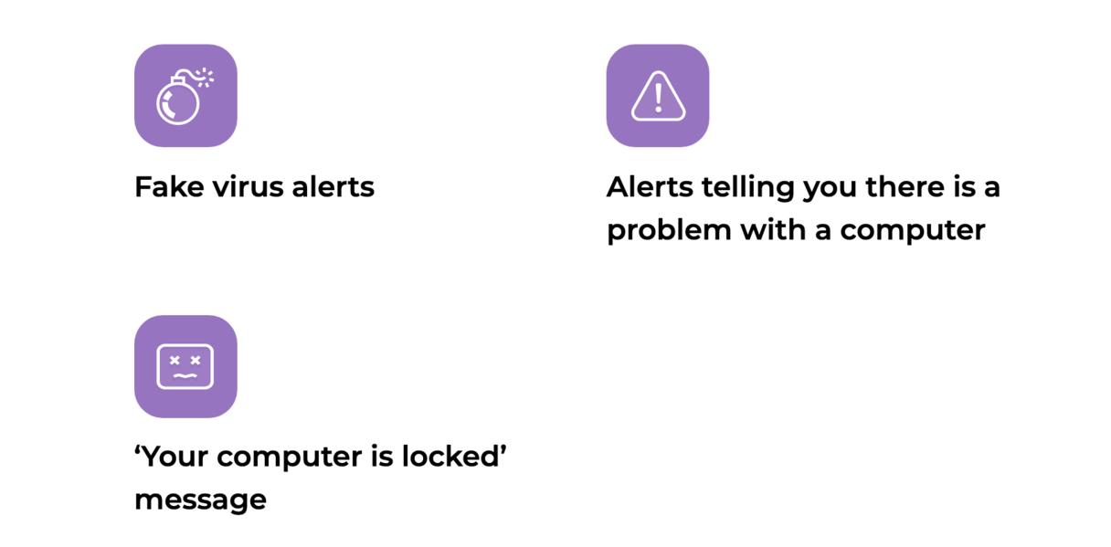 tactics used by mac viruses