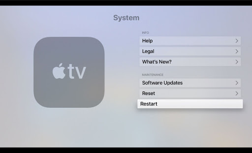 How to solve Apple TV problems