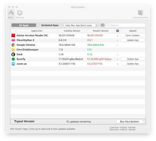The Best Software Updaters For Mac Reviewed